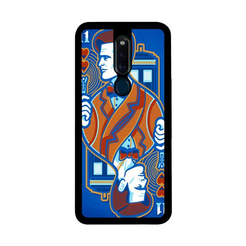flazzstore doctor who wallpaper y2179 casing oppo f11 pro  case full02