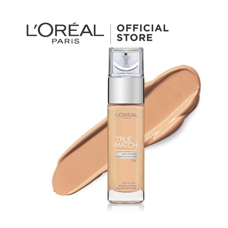 L Oreal Paris True Match Super Blendable Liquid Foundation