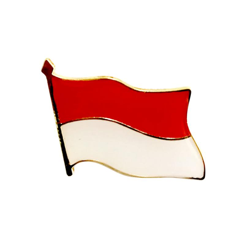 Jual Mulyocreative Lencana Pin Bendera Merah Putih 5 Pcs Online September 2020 Blibli Com