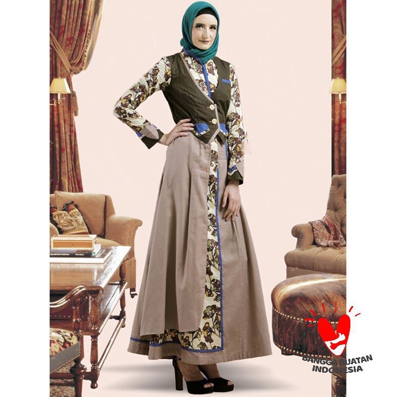 Jual Tuneeca Te 0119016 Farmer Icon Dress Muslimah Online Maret 2021 Blibli