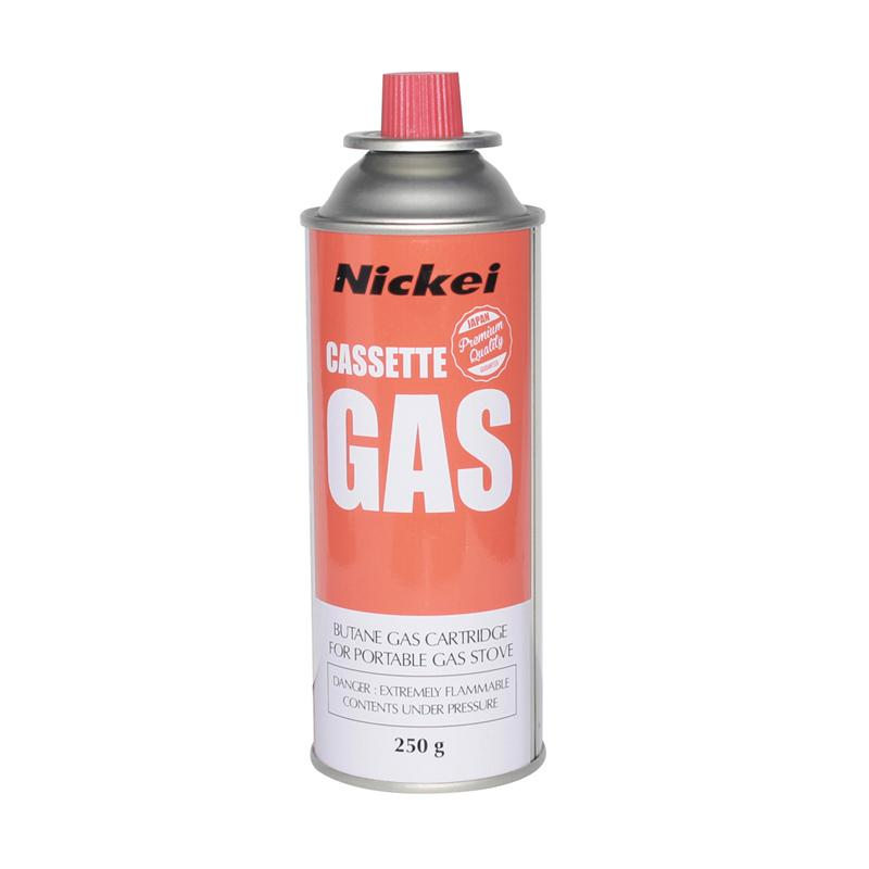 Nickei Gas Kompor Portable 250 g