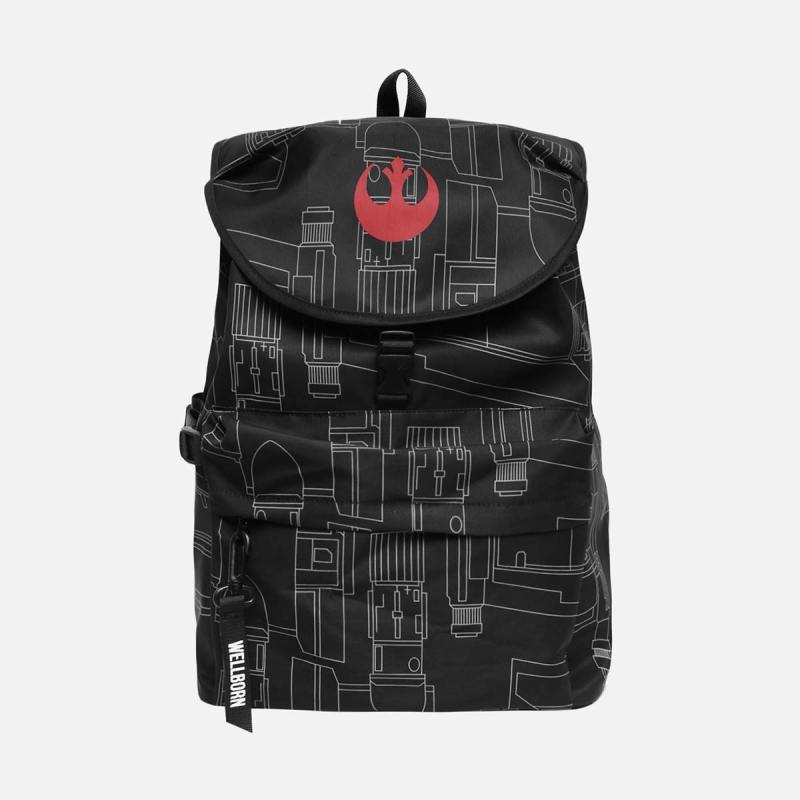 Wellborn Star Wars Blueprint Backpack