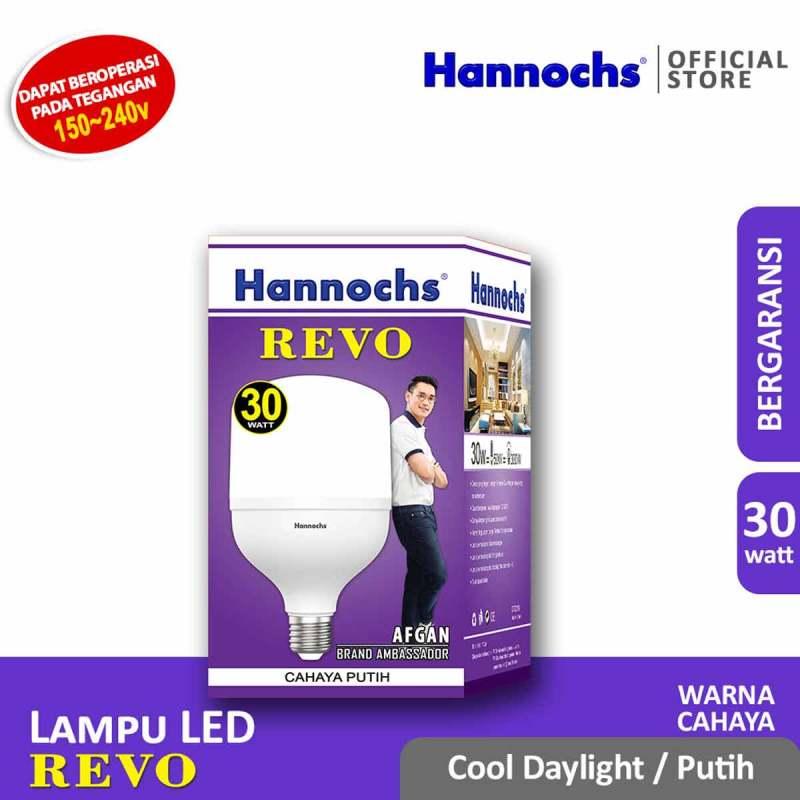 Jual Hannochs Revo Led Bohlam Lampu Putih 30 W Online November 2020 Blibli