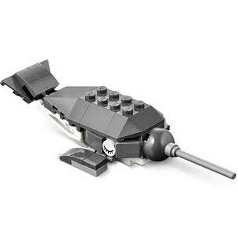 Lego Werewolf Monthly Build 40218 Polybag BNIP