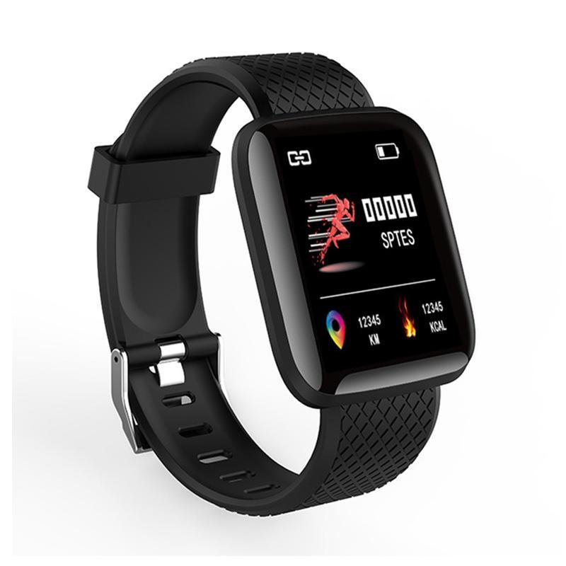 IIT D13 Smart Watch Waterproof Smartwatch With Heart Rate Monitor Pedometer