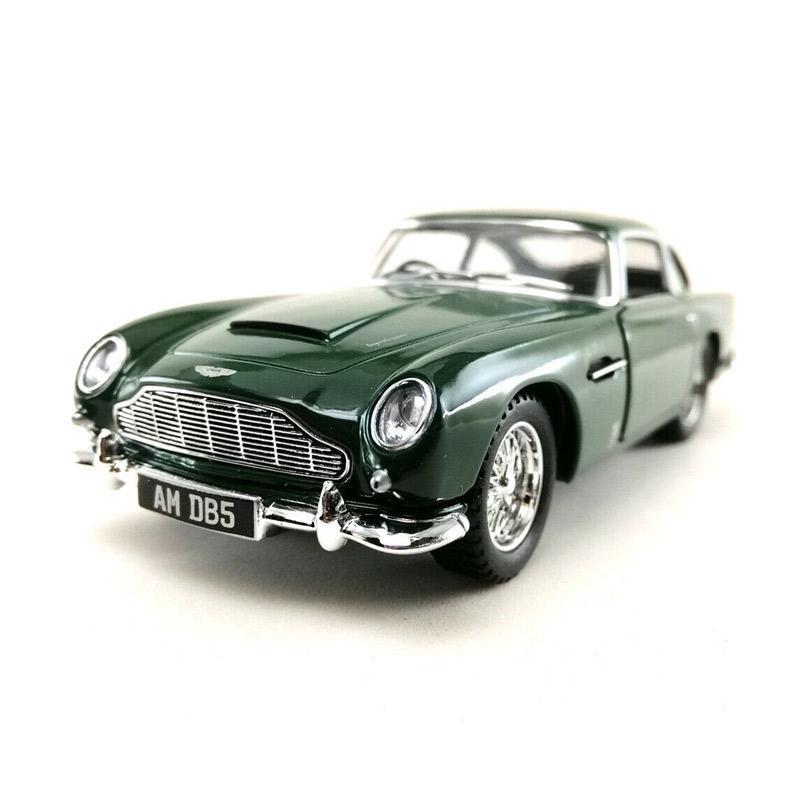 Jual Kinsmart The Aston Martin Db5 1963 Diecast Hijau Tua 1 38 Online Januari 2021 Blibli