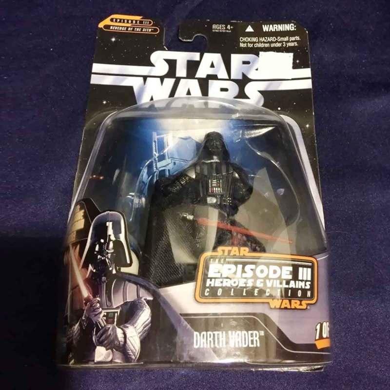 Jual Hasbro Star Wars Revenge Of The Sith Eps 3 Darth Vader Action Figures Online Agustus 2020 Blibli Com