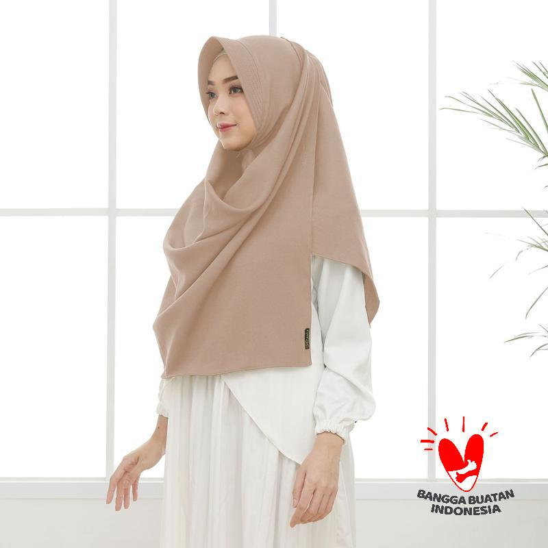 Jual Maula Hijab Pashmina Instan Syari Pet Antem Laila Online November 2020 Blibli