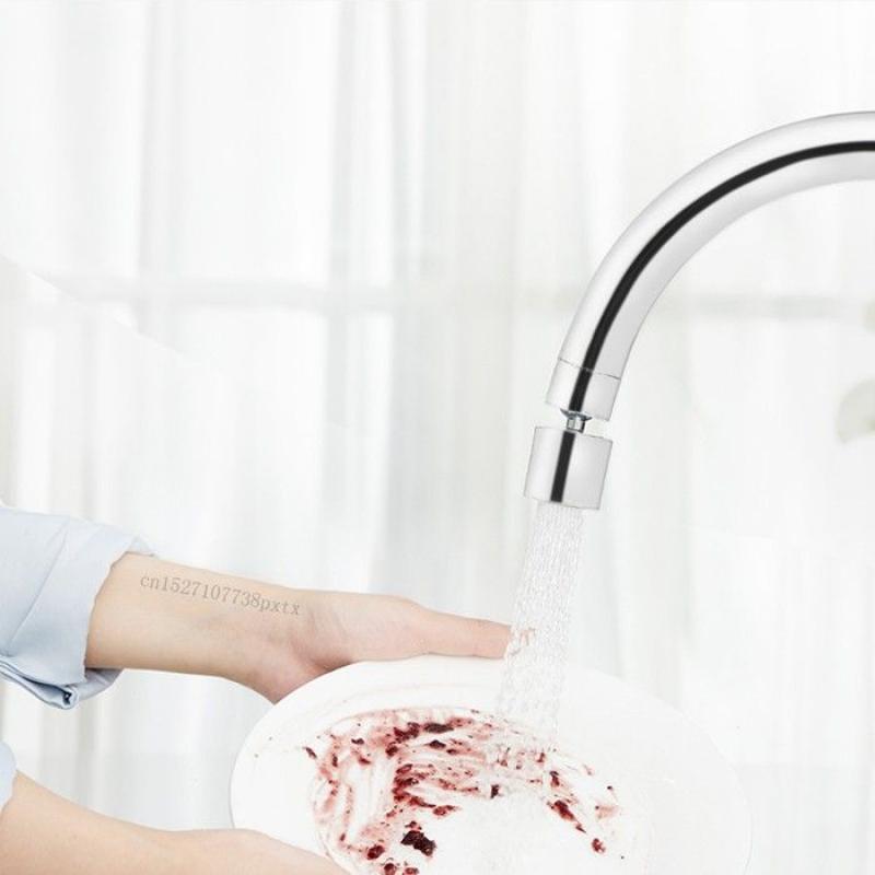 16mm Kitchen Faucet Bubbler Water Saving Bathroom Shower Head Filter Nozzle