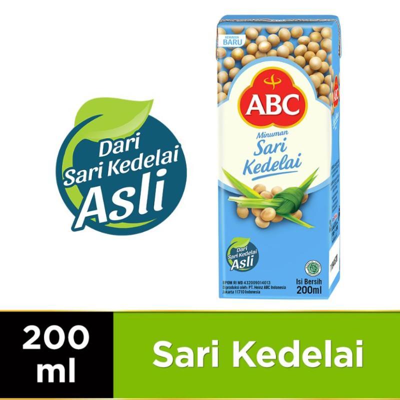 Jual Abc Minuman Sari Kedelai 200 Ml Terbaru Juni 2021 Blibli