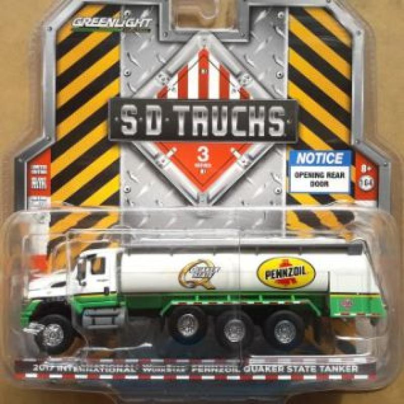 1//64 utility 60 truck trailer logo Model Kit Water Decal
