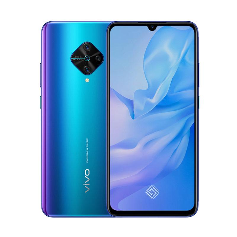 Jual Vivo S1 Pro (Crystal Blue, 128 GB) Online April 2021 | Blibli