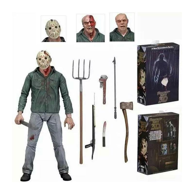 Friday the 13th Body Knocker Jason par Neca