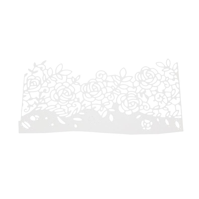 lace Design Metal Cutting Die For DIY Scrapbooking Album Paper Card ZB
