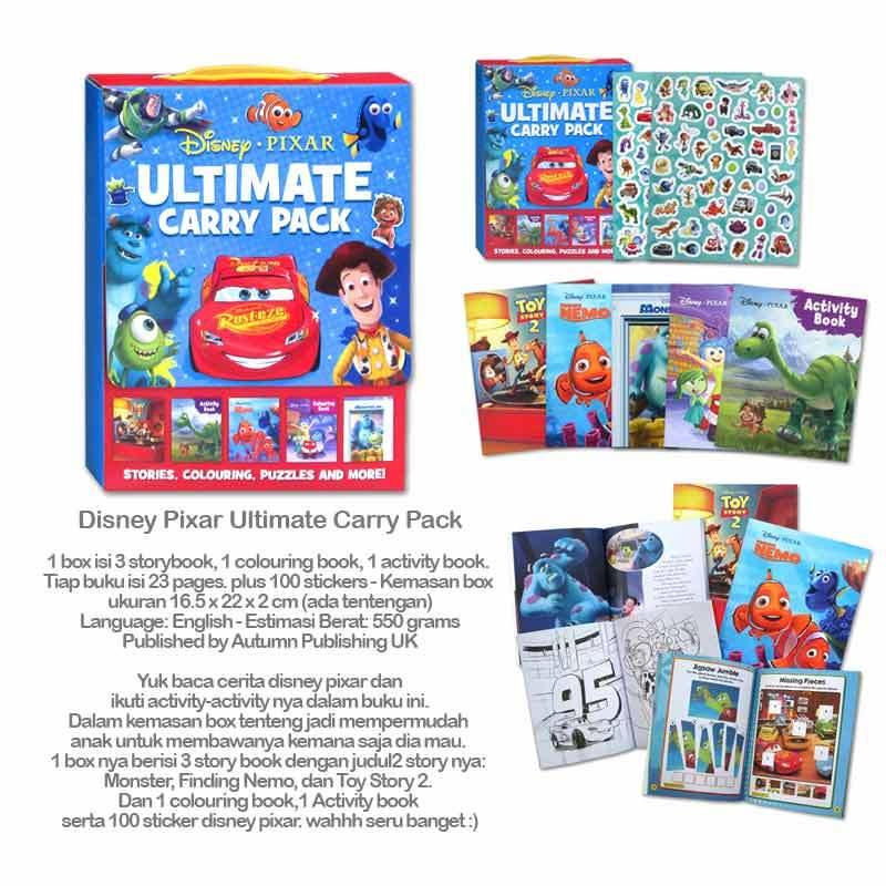 Glitter Favours-Birthday Loot Bags-Teachers Merit Finding Nemo Stickers x 5