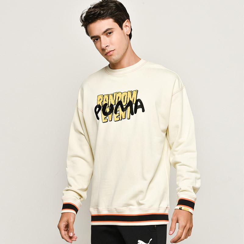 PUMA X RDET Unisex Graphic Crew Sweatshirt