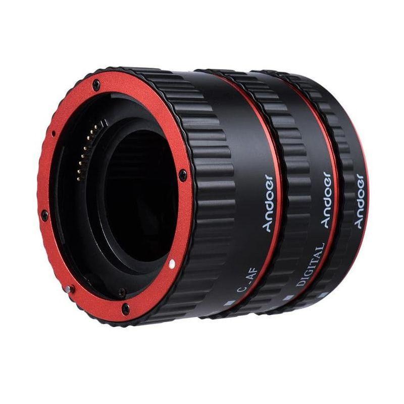 Camera & Photo Accessories Auto Focus Macro Extension Tube Lens ...