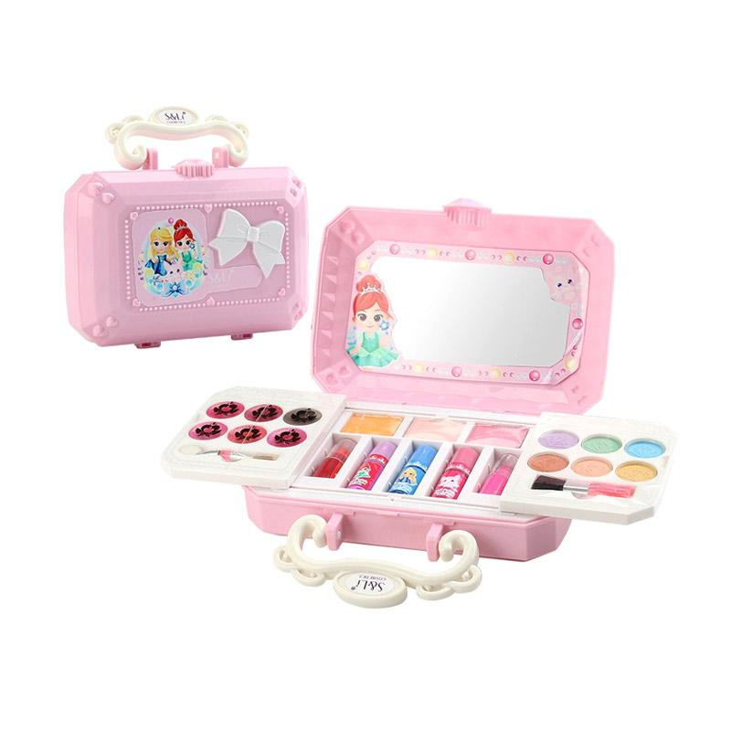 H Children Mini Makeup Set Box Toy