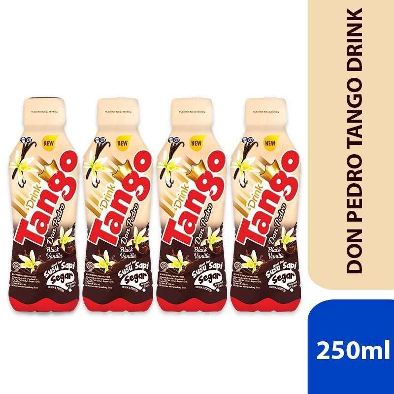 Don Pedro Tango Drink 250ml Bundle 4 Pcs