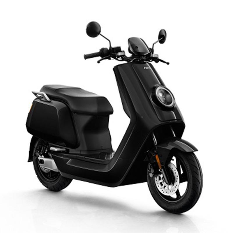 NIU N Lite Sepeda Motor Listrik On The Road