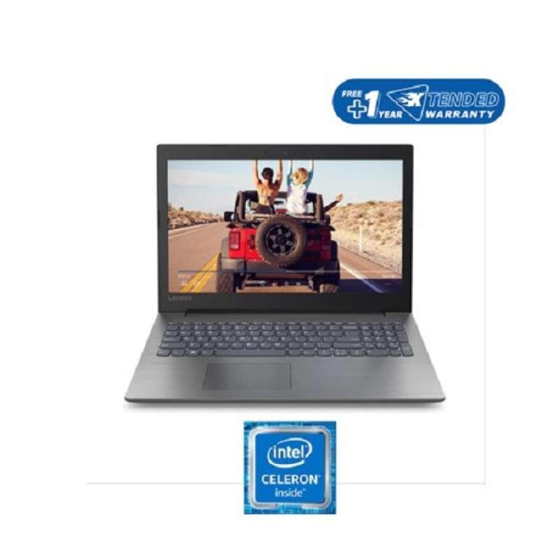 Lenovo IP330 14IGM Notebook Black