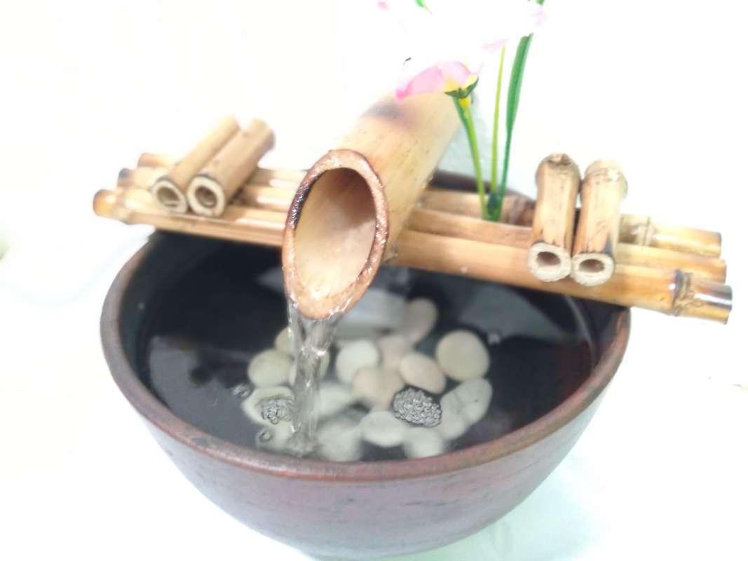 Jual Air Mancur Bambu Mini For Table Terbaru Juni 2021 Blibli