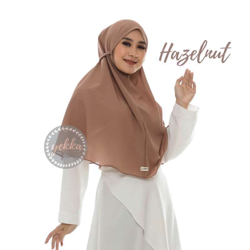 Jual Hijab Instan Bergo Tali Diamond Crepe Online November 2020 Blibli