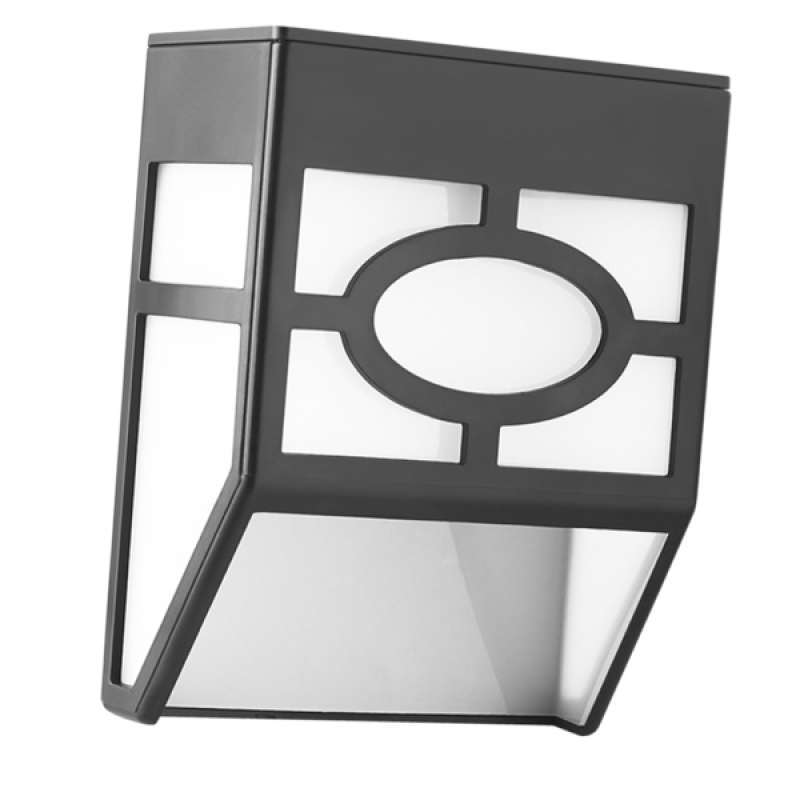 Jual Solar Powered Led Lights Outdoor Wall Mounted Waterproof Patio Colorful Lamp Online Januari 2021 Blibli