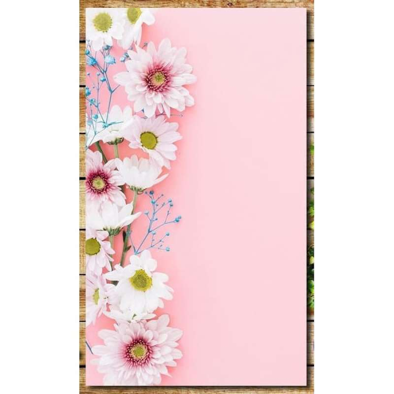 Jual Hiasan Dinding Bunga Background / Dekorasi Rumah / Hiasan Kamar Cafe  Terbaru Juni 2021 | Blibli