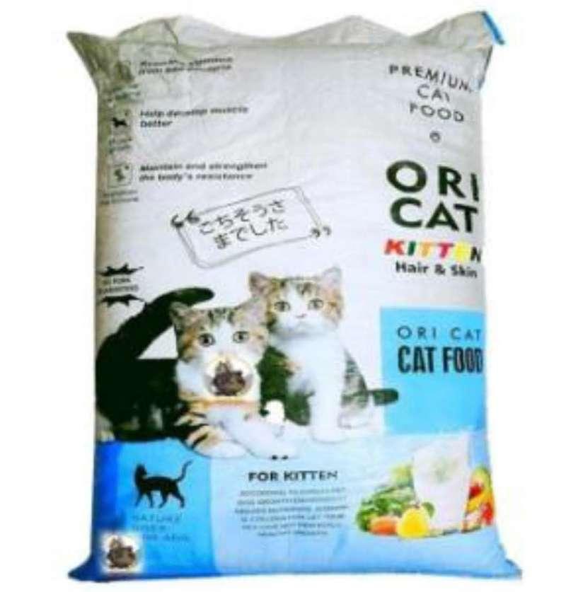Oricat Cat Kitten Makan Kucing 500gr
