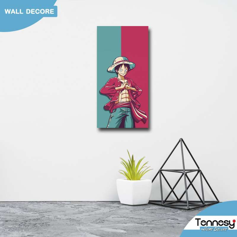 Jual Hiasan Dinding Kamar Dekorasi Rumah Wall Decor Unik Super Murah Luffy Online Maret 2021 Blibli