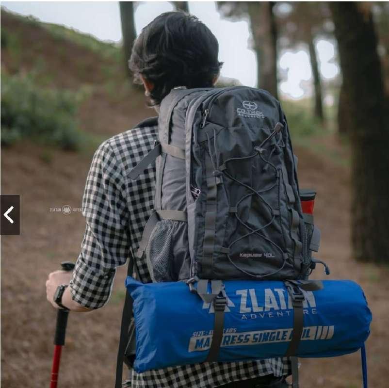 √ Tas Ransel / Daypack Co-trek Kapuas 40l Include Rain Cover Terlaris  Terbaru Agustus 2021 harga murah - kualitas terjamin | Blibli