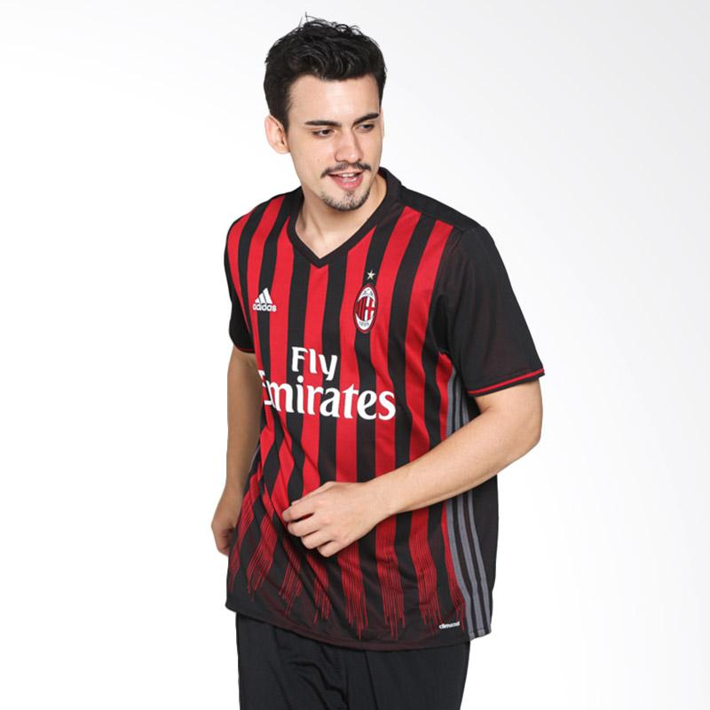 harga adidas Men Football AC Milan Home Jersey (AP7964) Blibli.com
