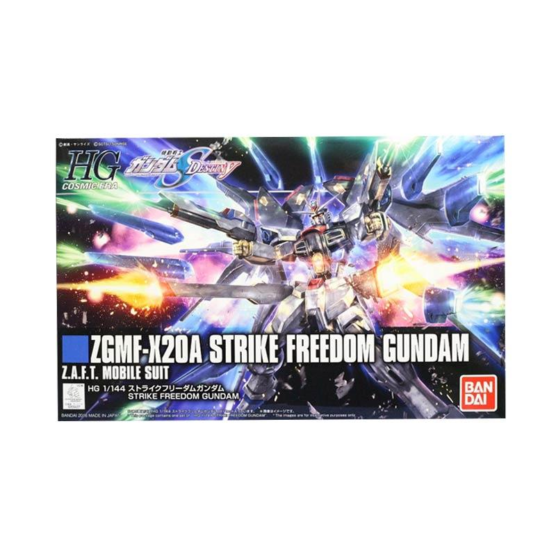 harga Bandai HGCE Strike Freedom Gundam Model Kit [1 : 144] Blibli.com
