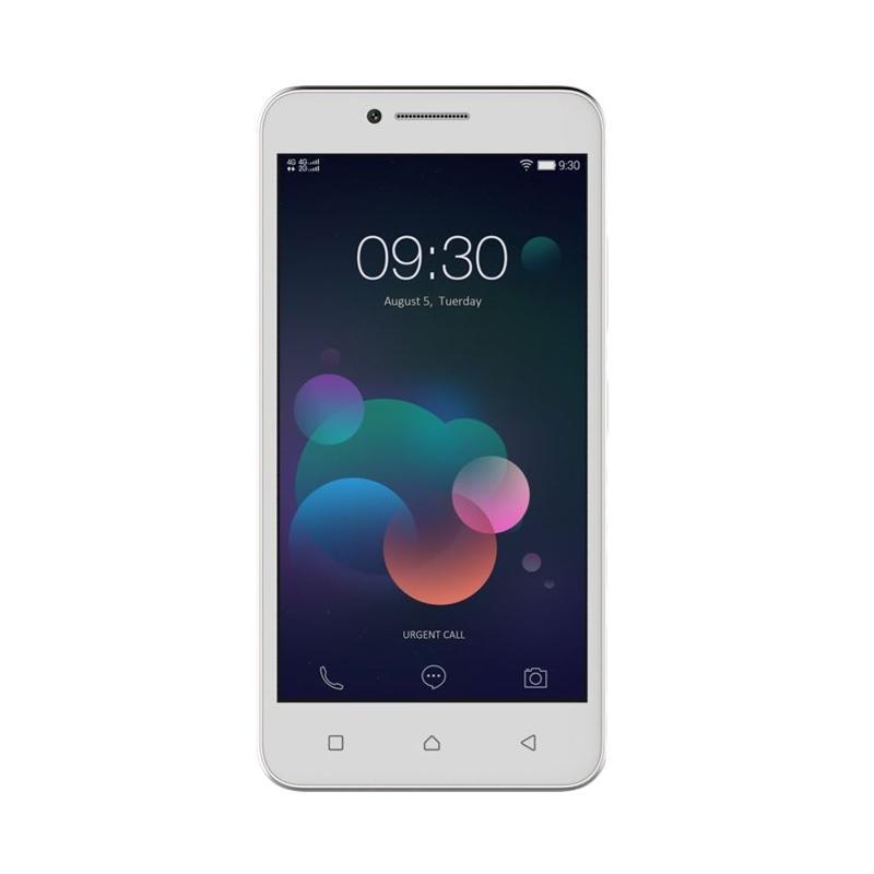 Harga Lenovo Vibe C A2020a40 Smartphone - White [16GB/ 1GB