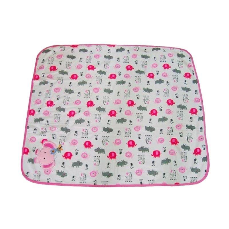 Wonderland Selimut Mom Care A - Pink