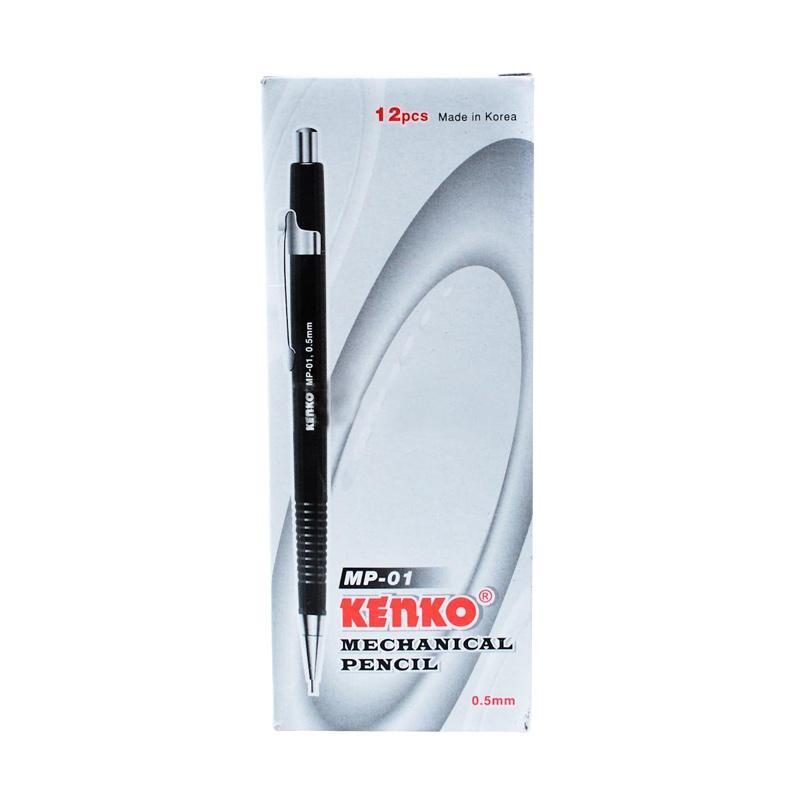 harga Kenko MP-01 Mechanical Pencil Alat Tulis [12 pcs] Blibli.com