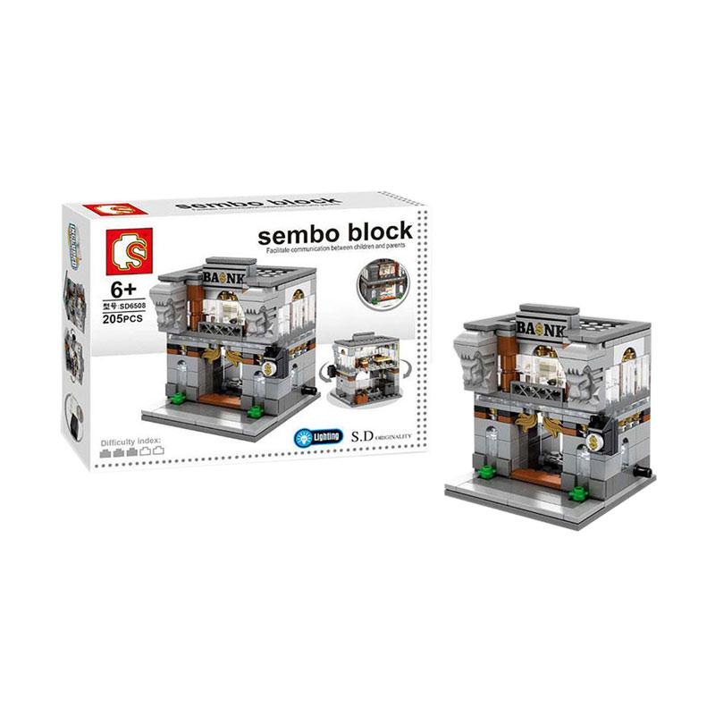 Sembo Block SD6508 Bank Mainan Edukasi