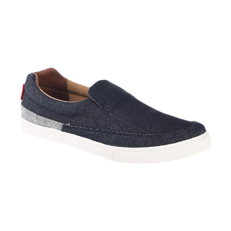 Spotec Jeffry Sneaker Shoes - Black White [BOW 41