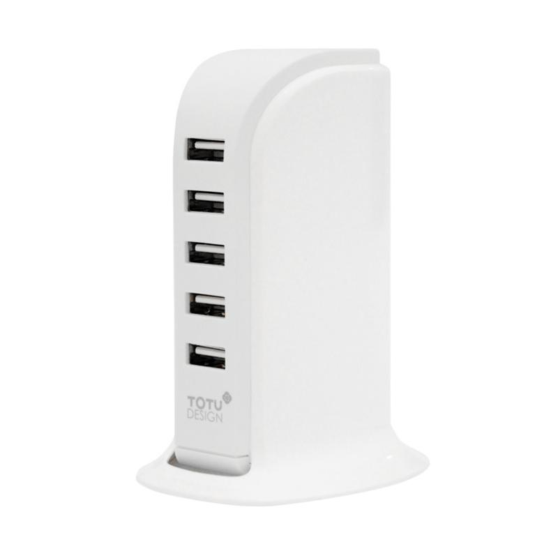 Totu Design 30W USB Charger [5 Port]