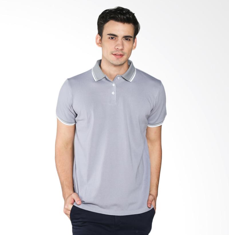 A&D Fashion MS 1716-593 Polo Shirt Pria - Grey Extra diskon 7% setiap hari Extra diskon 5% setiap hari Citibank – lebih hemat 10%