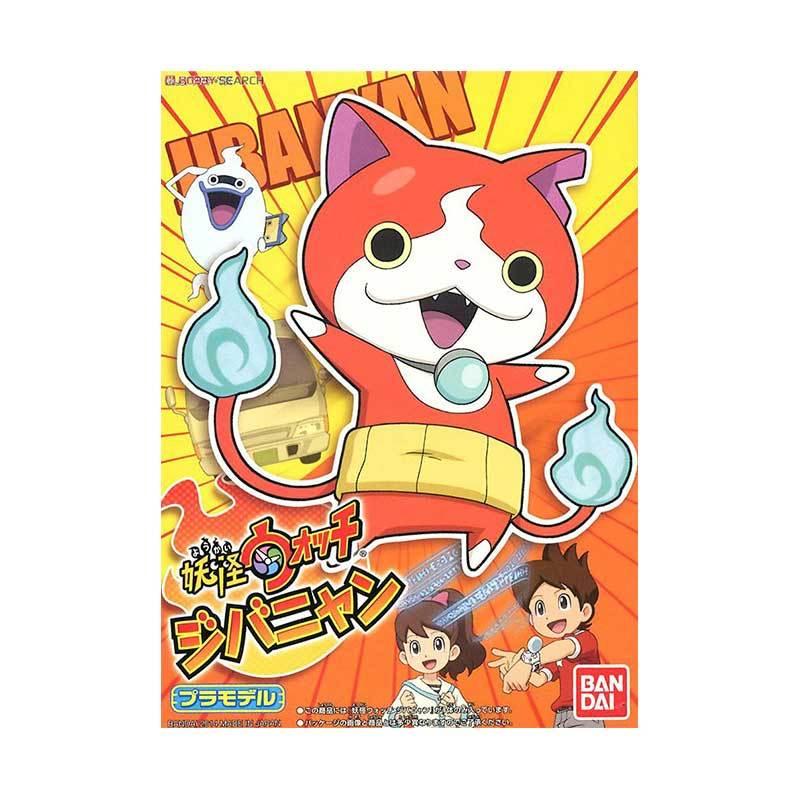 Bandai Youkai Watch Jibanyan Action Figure