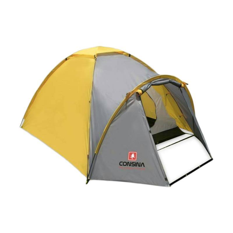harga Consina Magnum 6 Tenda - Kuning [Kap. 7 Orang] Blibli.com