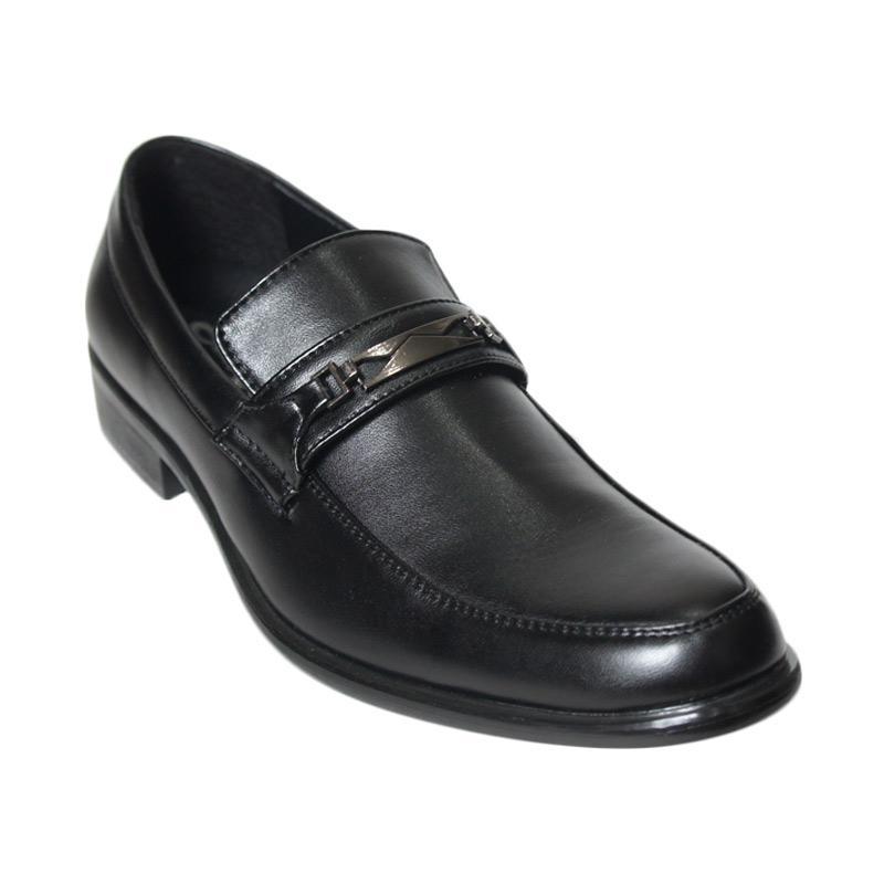 harga Jackson Paper 01 Sepatu Formal Pria - Black Blibli.com