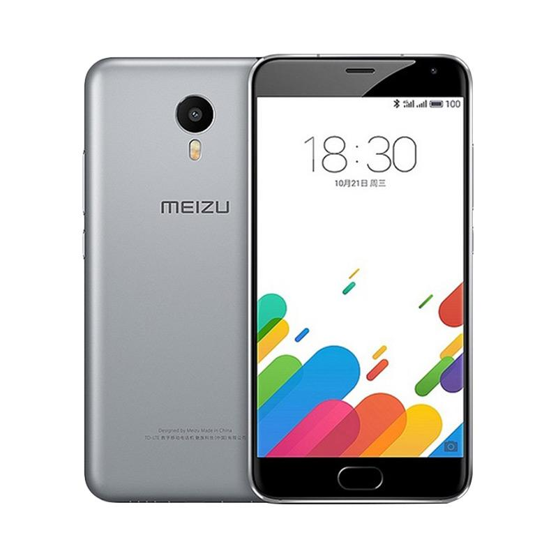 Meizu M3 Note Smartphone - Grey [32 GB/ 3GB RAM]