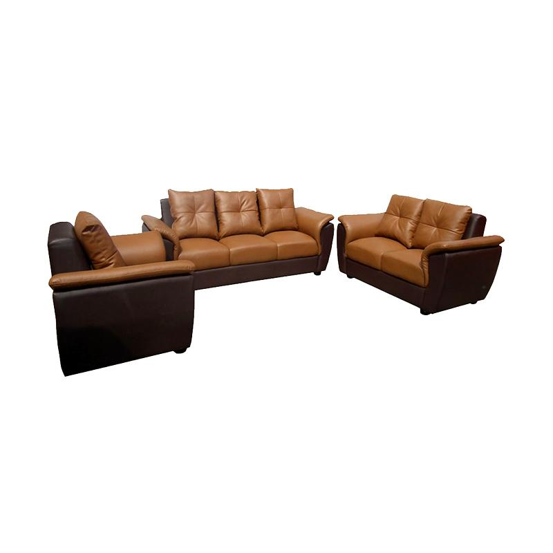 Prissilia Minimalis Rockley Set Sofa