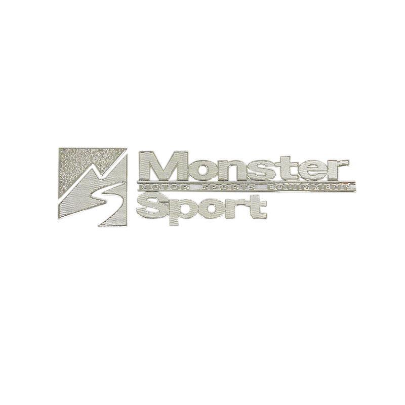 SIV Monster Sport STI S Sticker [Kecil]