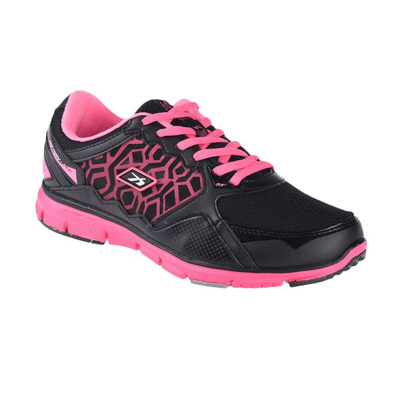 Spotec Genesis Sepatu Running - Pink