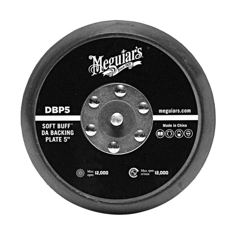 Meguiars DBP5 Soft Buff DA Backing Plate [5 Inch]