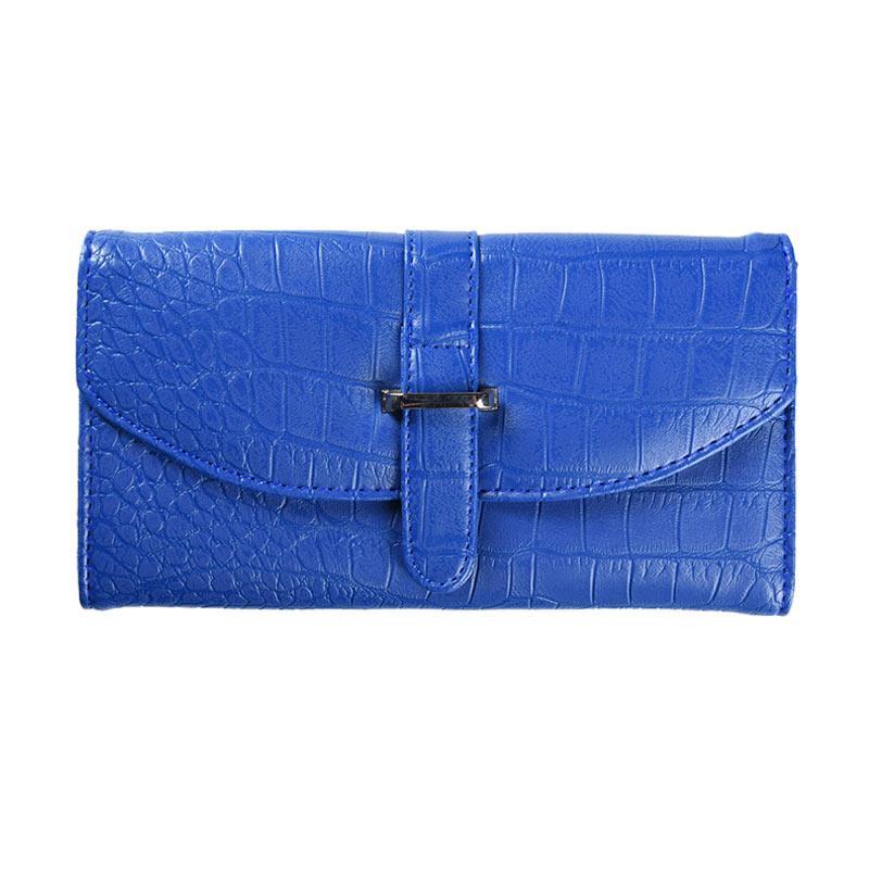 Alibi Wilova Wallet W1032B6 Dompet - Royal Blue